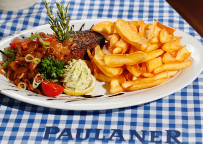 "Rumpsteak ""Paulaner"""